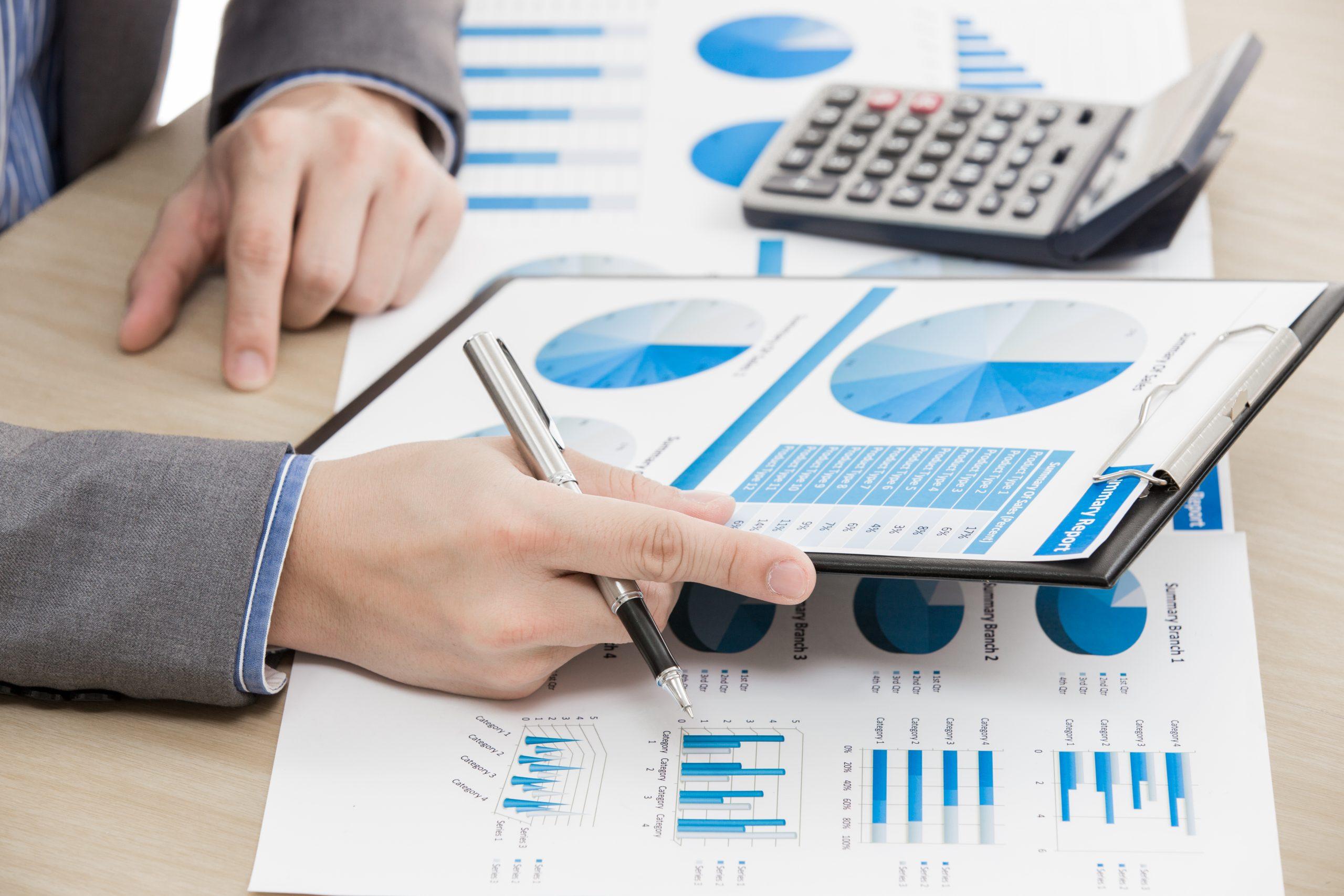 Новые отчеты для бизнеса